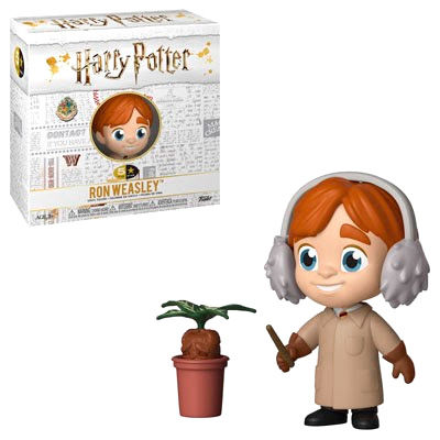 Figura 5 Star Harry Potter Ron Weasley Herbology