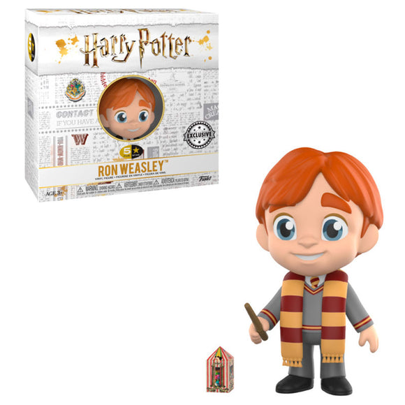 Figura 5 Star Harry Potter Ron Weasly vinyl Exclusive