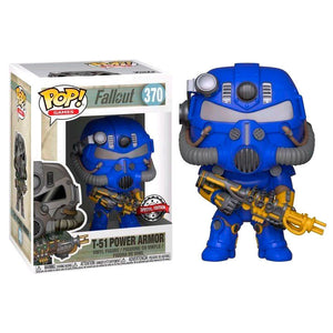Figura POP Fallout Power Armor Vault Tec Exclusive