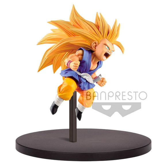 Figura Son Goku Fes Super Saiyan Dragon Ball Super 10cm