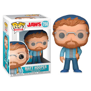 Figura POP Tiburon Matt Hooper