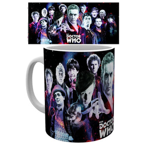 Taza Doctor Who Cosmos