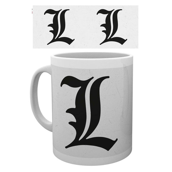 Taza Death Note L