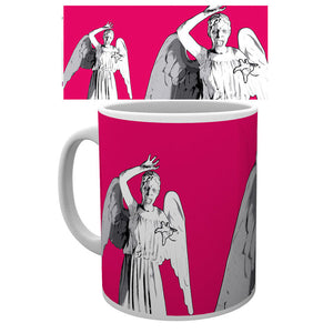 Taza Doctor Who Angel Pop