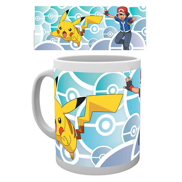 Taza Pokemon I Choose You