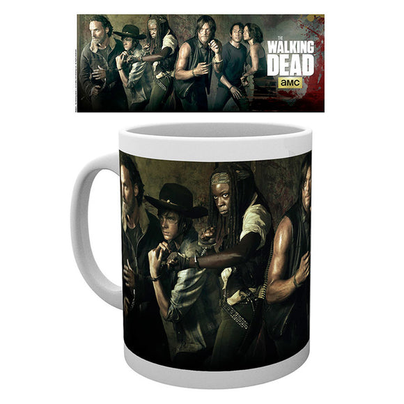 Taza The Walking Dead Season 5