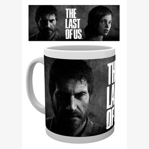 Taza The Last of Us Black And White