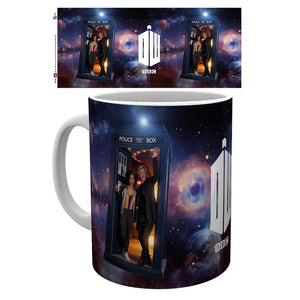 Taza Doctor Who Season 10 Episode 1 Iconic