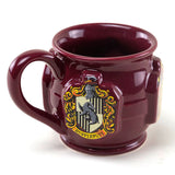 Taza 3D Crests Harry Potter