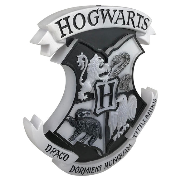 Lampara 3D Hogwarts Harry Potter