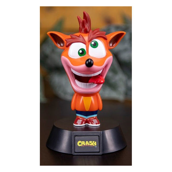 Mini lampara Crash Bandicoot