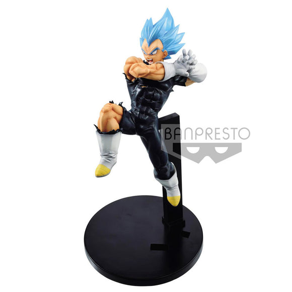Figura Vegeta Super Saiyan Blue Dragon Ball Super Tag Fighters