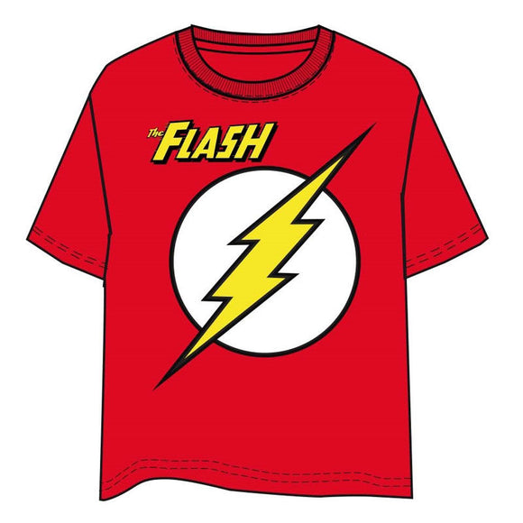 Camiseta Flash DC Comics adulto