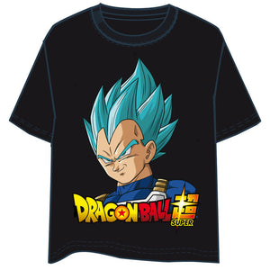 Camiseta Vegeta Super Saiyan Blue Dragon Ball adulto