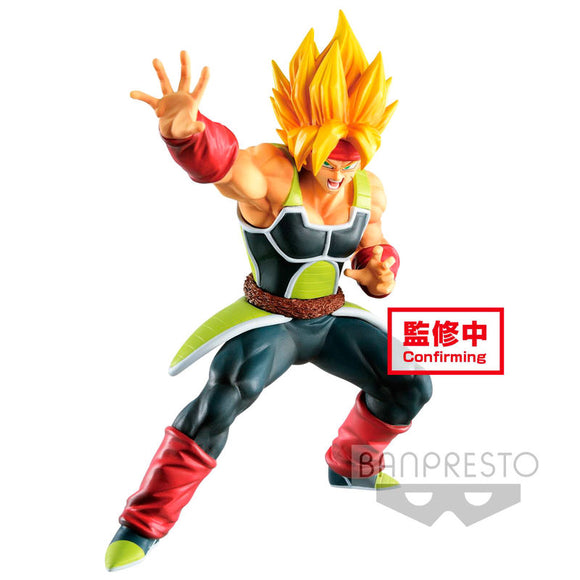 Figura Super Saiyan Bardock Dragon Ball Z 17cm