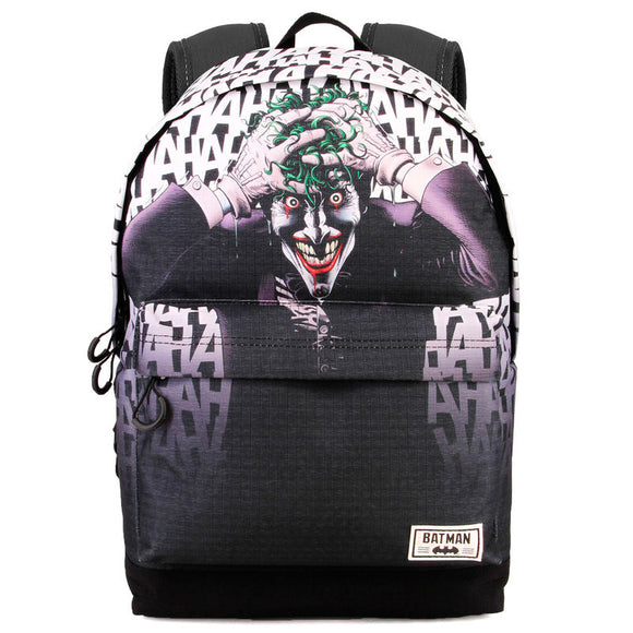 Mochila Joker Batman DC Comics adaptable 42cm