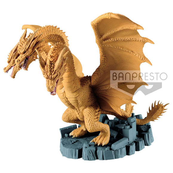 Figura King Ghidrah Godzilla King of the Monsters 9cm