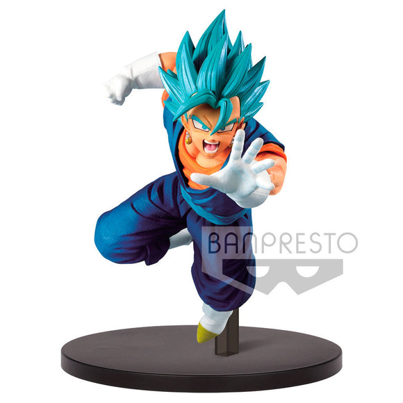 Figura Super Saiyan God Super Saiyan Vegito Dragon Ball Super Chosenshi Retsuden 17cm