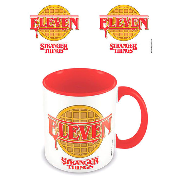 Taza Gofre Eleven Stranger Things
