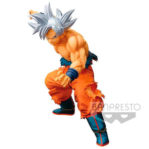 Figura Maximatic The Son Goku Dragon Ball Super 20cm