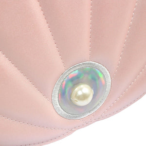 Bolso Pink Pearl Shell Youth Tonic!