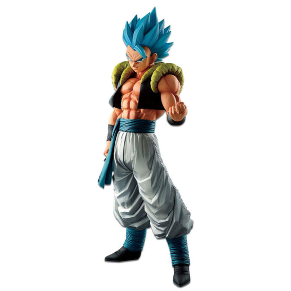 Figura Super Saiyan God SS Gogeta Extreme Saiyan Dragon Ball Super 30cm