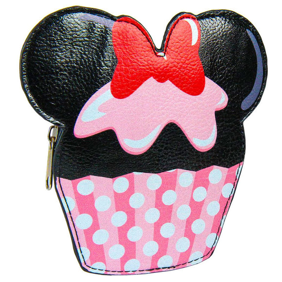 Monedero Cupcake Minnie Disney