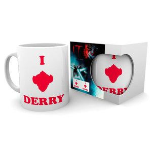 Taza Derry It Chapter 2