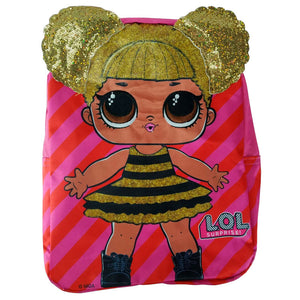 Mochila 2D Queen Bee LOL Surprise 27cm