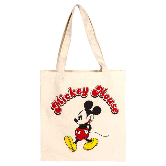 Bolso shopping tela Mickey Disney