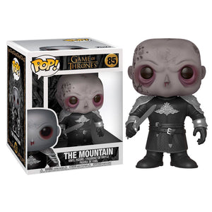Figura POP Juego de Tronos The Mountain Unmasked 15cm