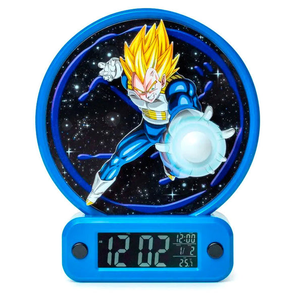 Despertador Vegeta Dragon Ball Z