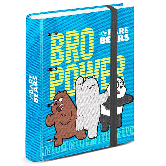 Carpesano A4 Cave We Bare Bears
