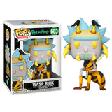 Figura POP Rick & Morty Wasp Rick
