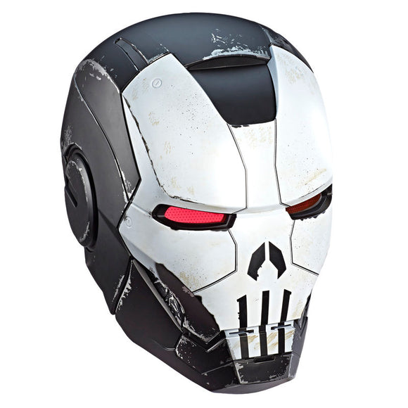 Casco Electronico Punisher Gamer Verse Marvel Legends