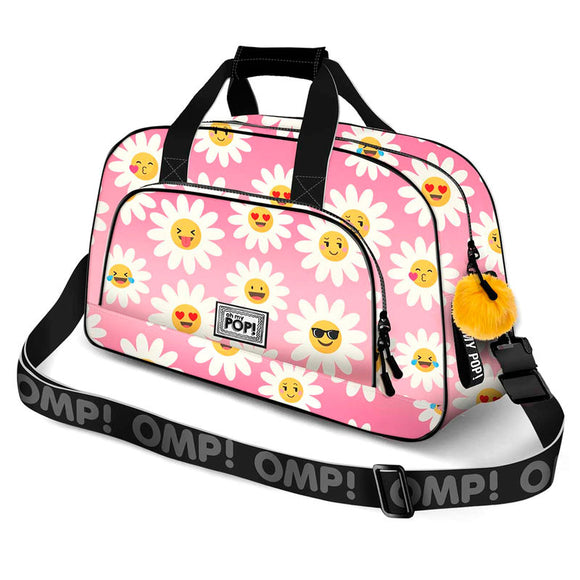 Bolsa deporte Oh My Pop Happy Flower45cm