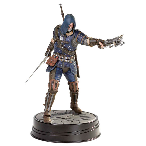 Figura Geralt Grandmaster Feline The Witcher 3 Wild Hunt 27cm