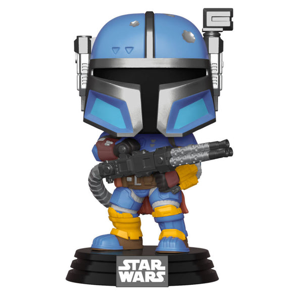 Figura POP Star Wars Mandalorian Heavy Infantry Mandalorian