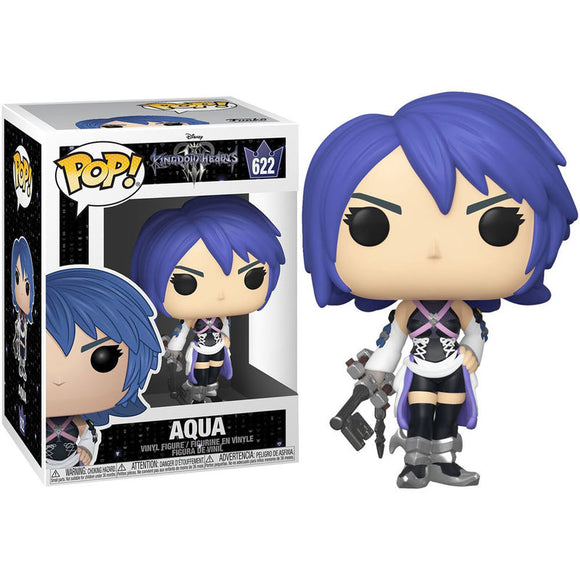 Figura POP Disney Kingdom Hearts 3 Aqua