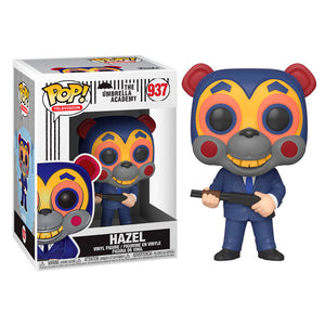Figura POP Umbrella Academy Hazel with mask