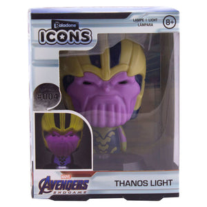 Lampara Icons Thanos Vengadores Avengers Marvel