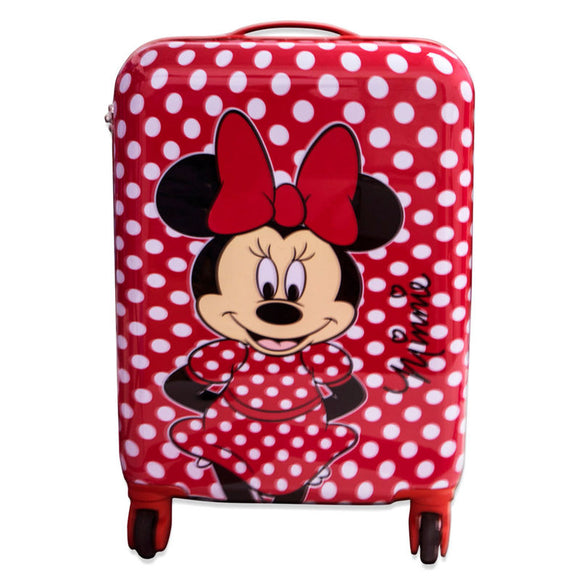 Maleta trolley ABS Minnie Disney 4r 48cm