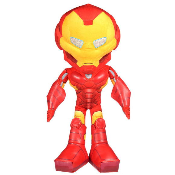 Peluche Action Iron Man Marvel 56cm