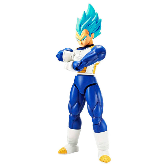 Figura Super Saiyan God Super Saiyan Vegeta Dragon Ball Super 15cm