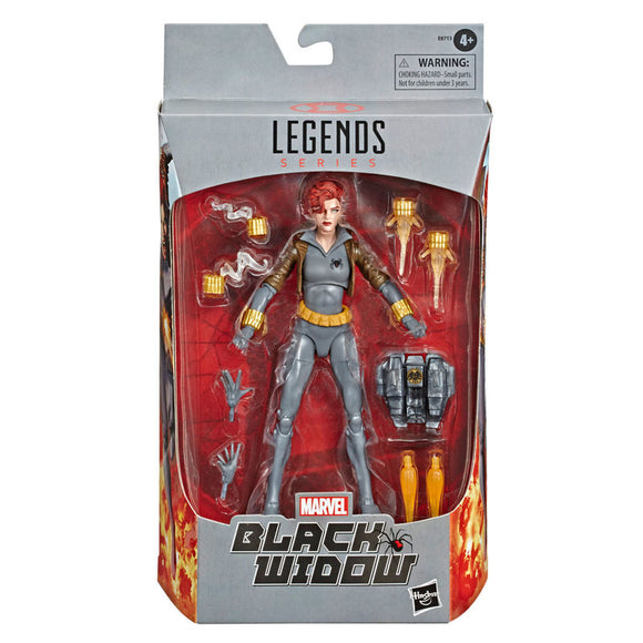 Figura Black Widow Legends Series Marvel