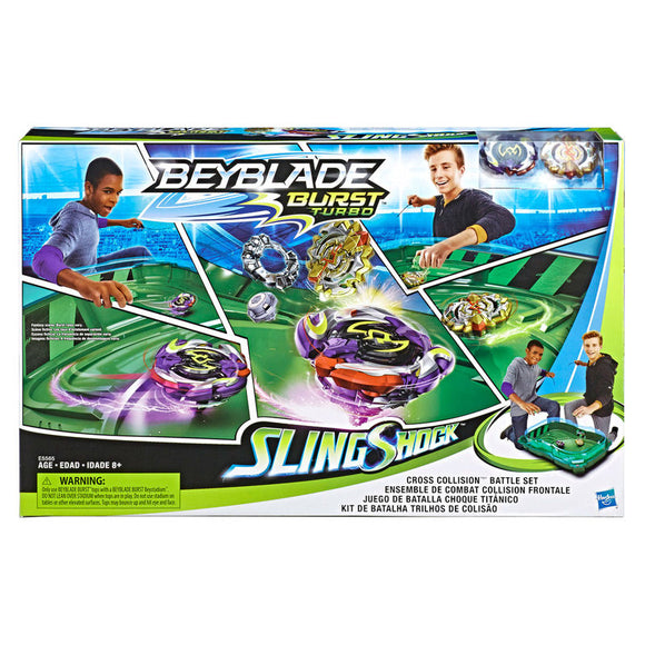 Estadio Sling Shock Beyblade Burst Turbo
