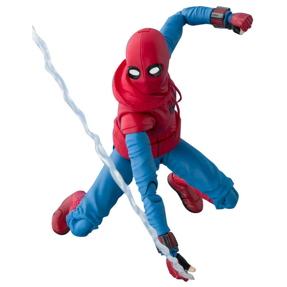 Figura articulada Spiderman - Spiderman Homecoming Marvel 14cm