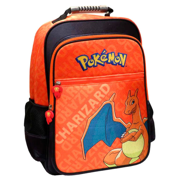 Mochila Charizard Pokemon adaptable 41cm