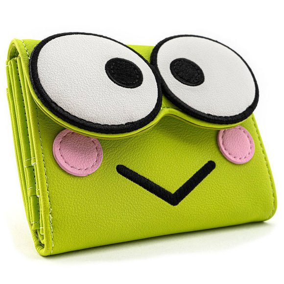 Cartera Keroppi Hello Kitty Sanrio Loungefly