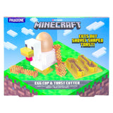 Set huevera + cortador pan Minecraft